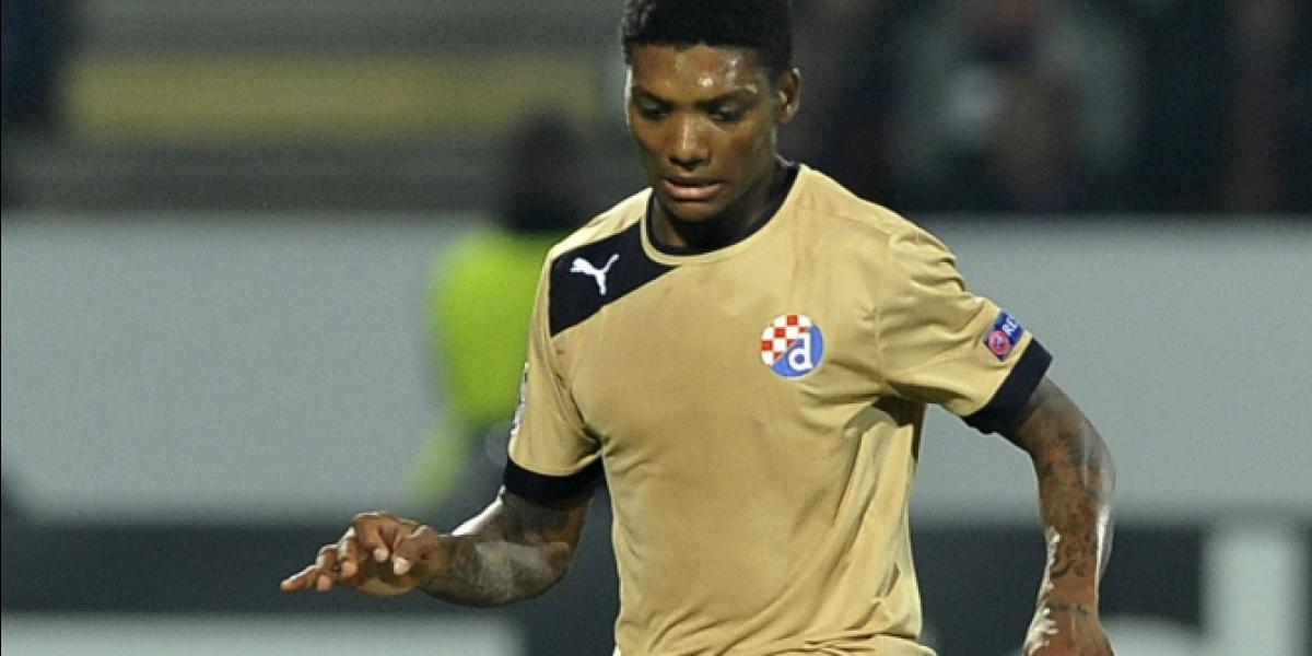 Junior Fernandes anotó en goleada del Dinamo Zagreb por la liga croata