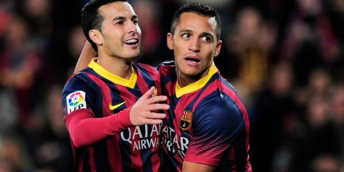 ¿Reencuentro con Alexis? El Arsenal busca reforzar su ofensiva con ariete del Barça