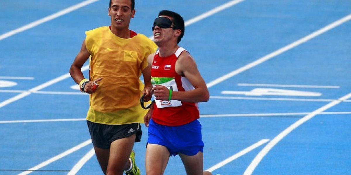 Cristian Valenzuela clasifica al Mundial Paralímpico 2015 con récord americano