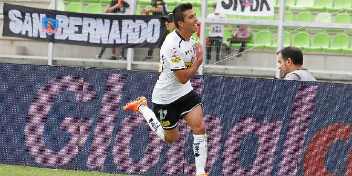 Fierro restó importancia a victoria frente a la U: