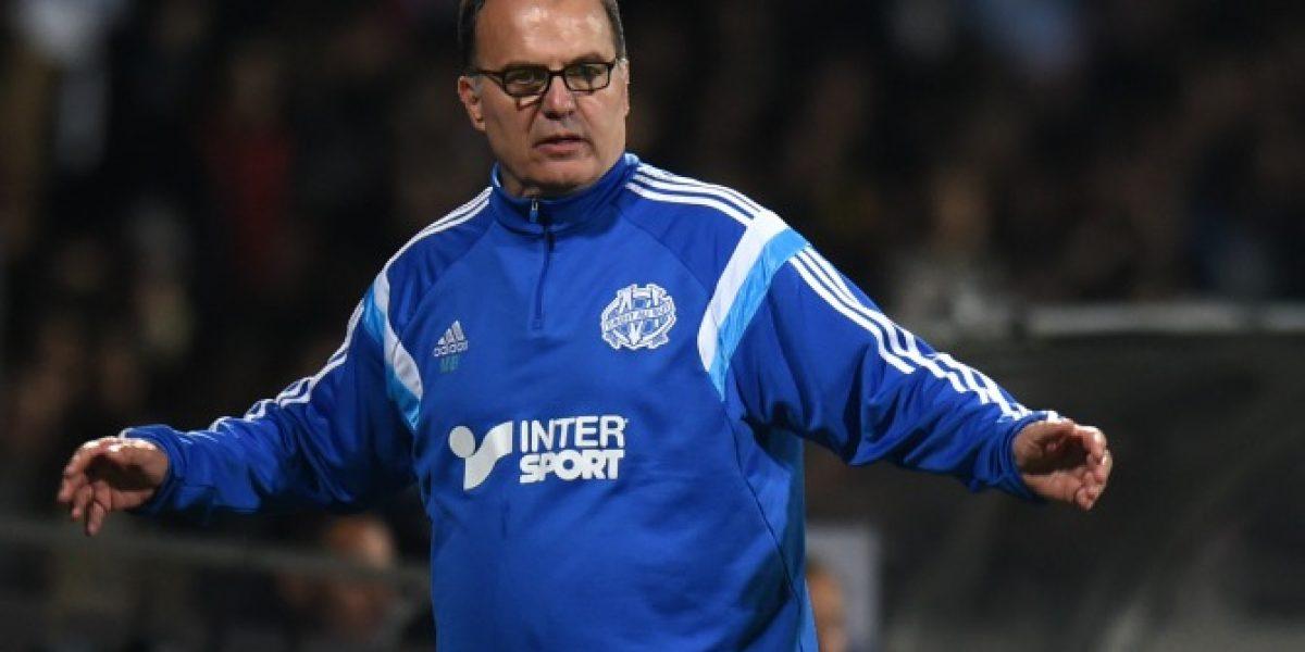 El Lyon vence al Marsella pone fin a la racha de ocho triunfos en línea del equipo de Bielsa