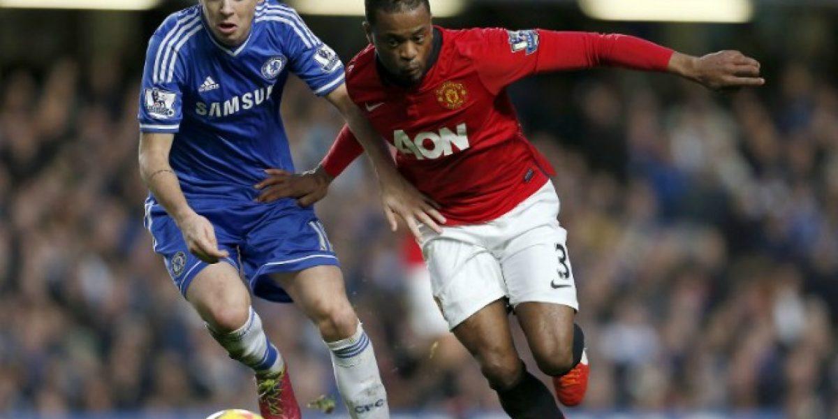En Directo: En uno de los clásicos del fútbol inglés el Manchester United recibe a Chelsea