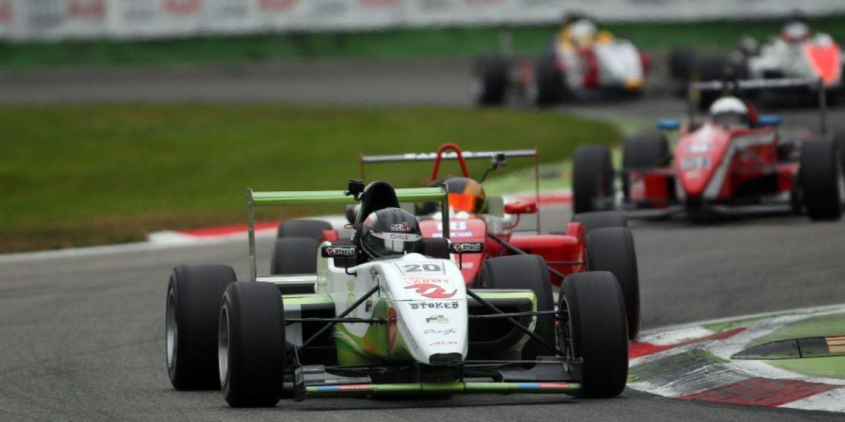 Histórico: Jorge Bas campeón de la Fórmula 2 Italiana