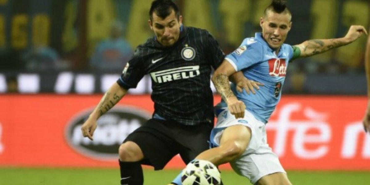 FDS por TV: Vidal y Medel buscarán sumar de a tres en Italia con sus clubes