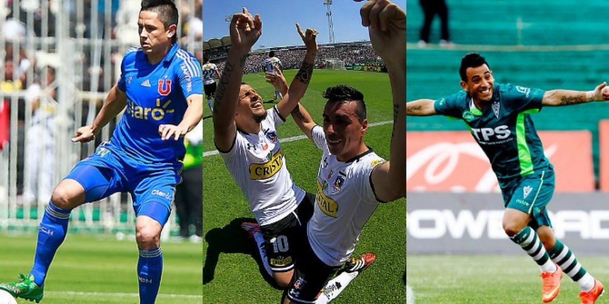 Las cinco finales que le quedan a los tres candidatos al título del Apertura