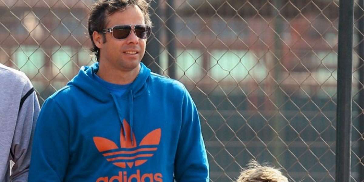 Feña González y las promesas del tenis: