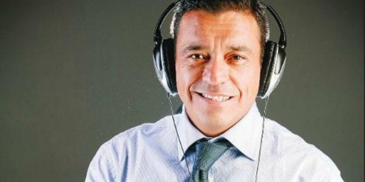 Relator Claudio Palma fue hospitalizado por problemas al colon