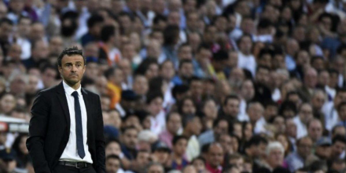 Luis Enrique recurriría al tercer arquero para ir por el primer título de la temporada
