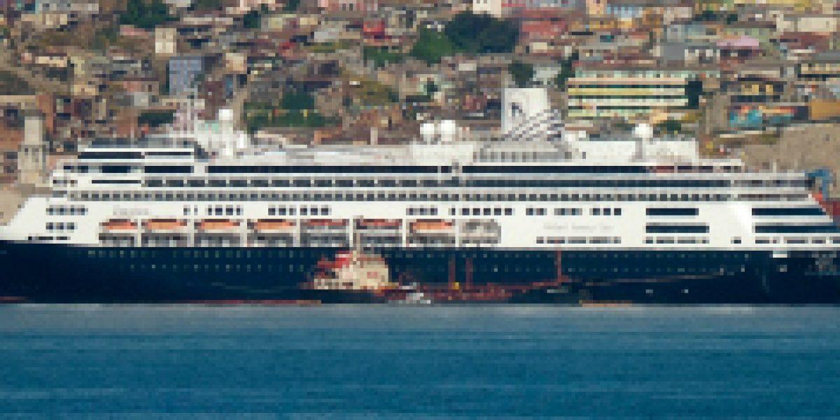 Autoridades inauguran temporada de Cruceros 2014-2015