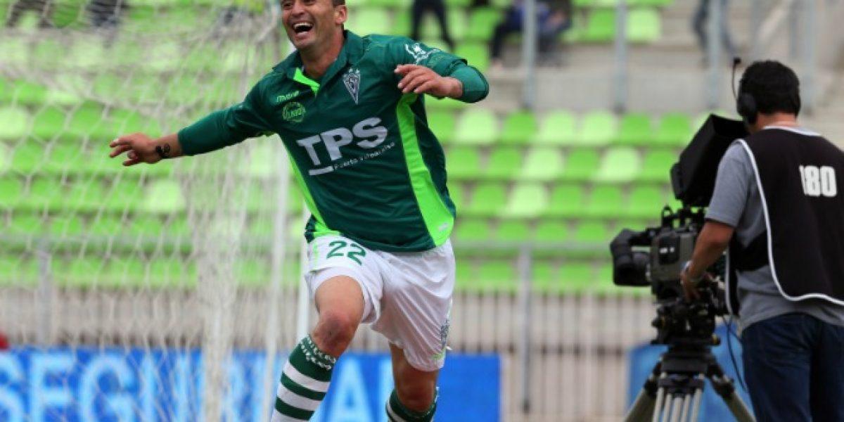 Pierden al goleador: Gutiérrez tiene lesión muscular y será baja en Wanderers