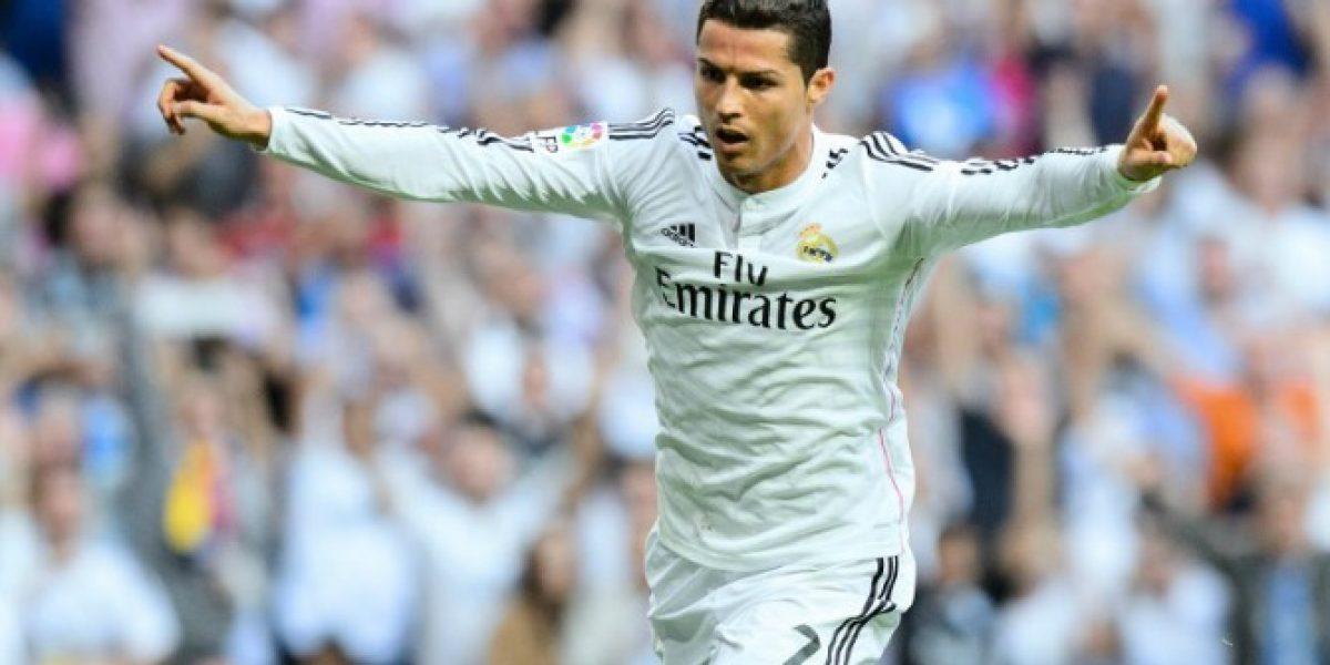 Otro triplete: Cristiano Ronaldo sigue sumando premios en la Liga de España