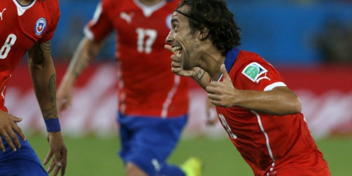 Bravo insistió en el retorno de Jorge Valdivia y lo llamó a mantener su nivel