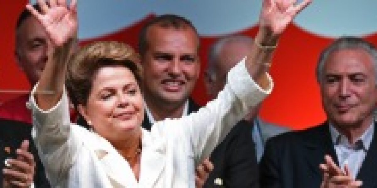 Mercado brasileño cierra en rojo ante reelección de Dilma