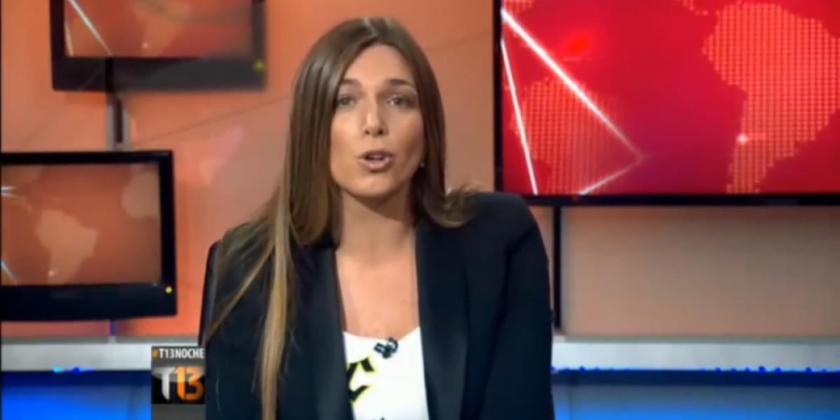 Importante rostro de noticias renuncia a Canal 13