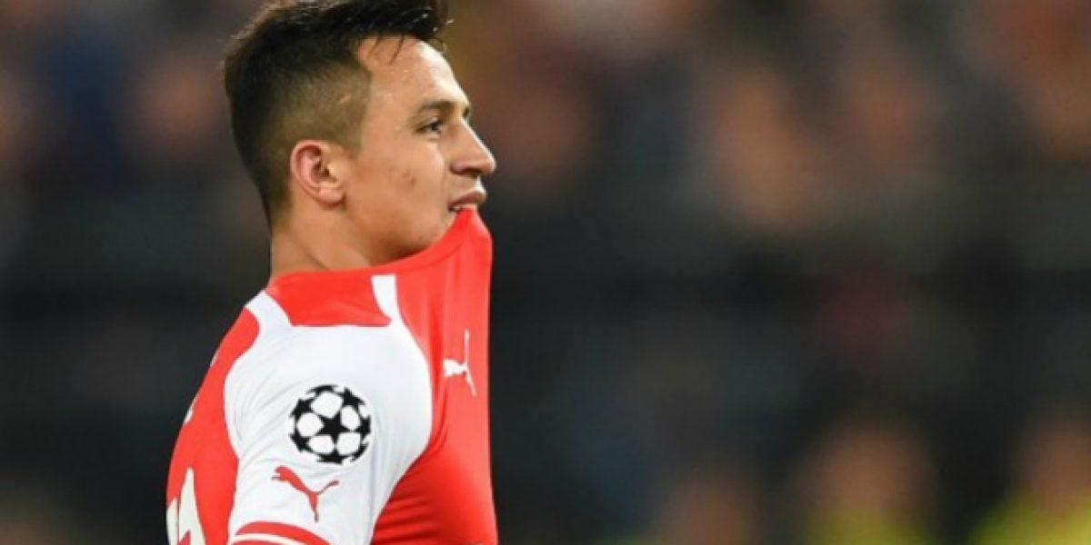 La FIFA no incluyó ni a Alexis ni a Vidal entre los candidatos al Balón de Oro