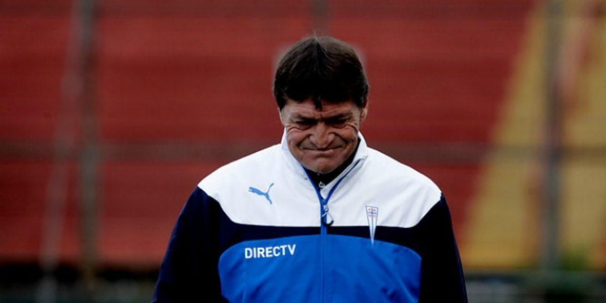 El destino de Falcioni podría estar en el fútbol colombiano