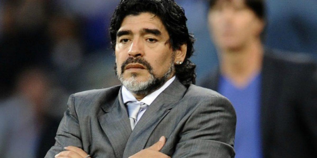Maradona se confiesa: