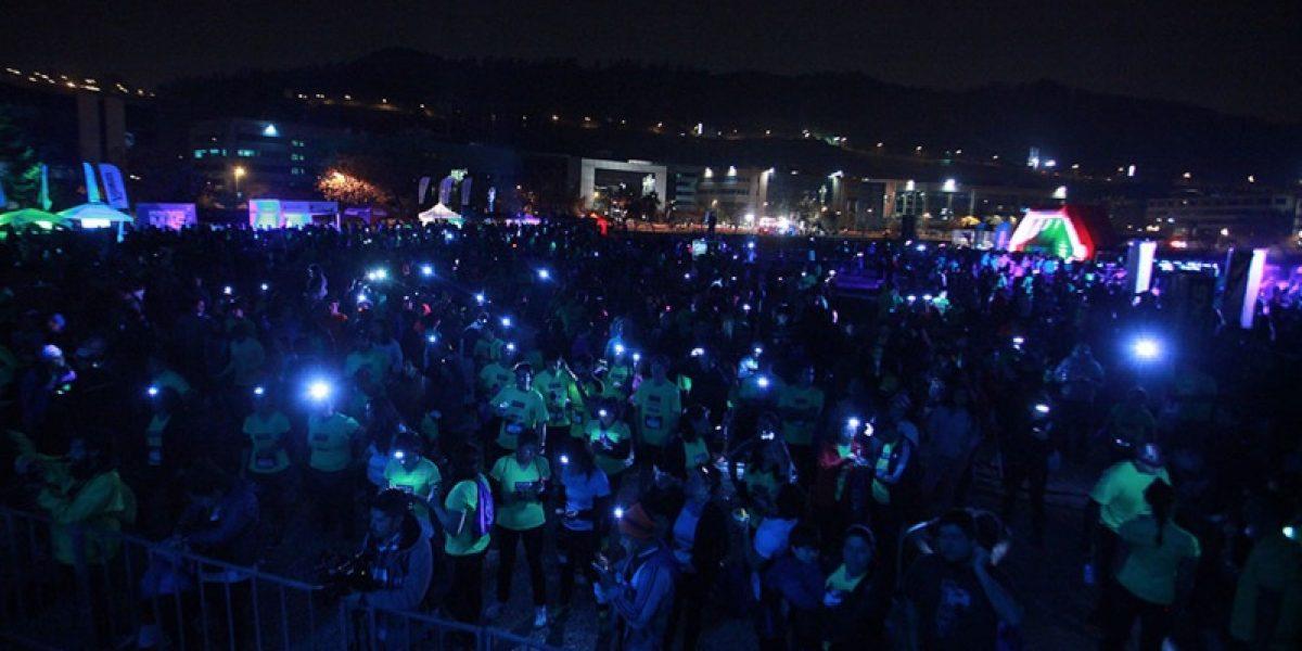 Los corredores se toman la noche: Brooks Night Running pronostica un lleno total