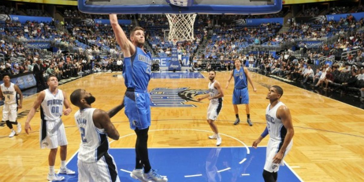 Video: ¡Tremenda! La primera clavada en la nueva temporada de la NBA