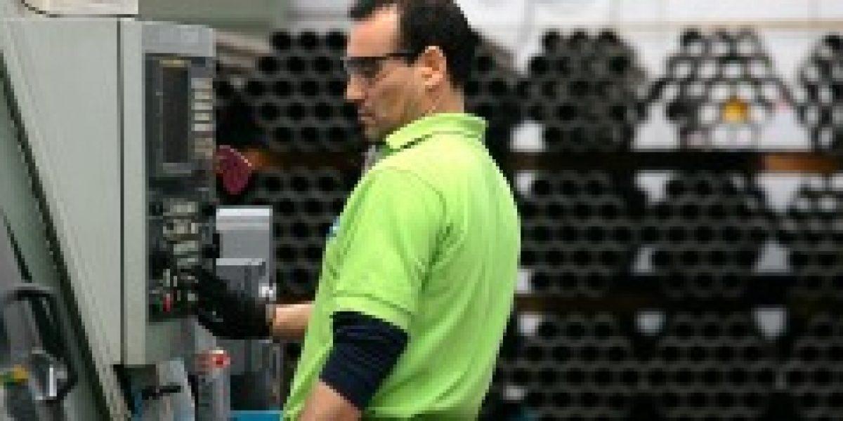 Sofofa: producción industrial logra crecimiento de 3,9% en septiembre