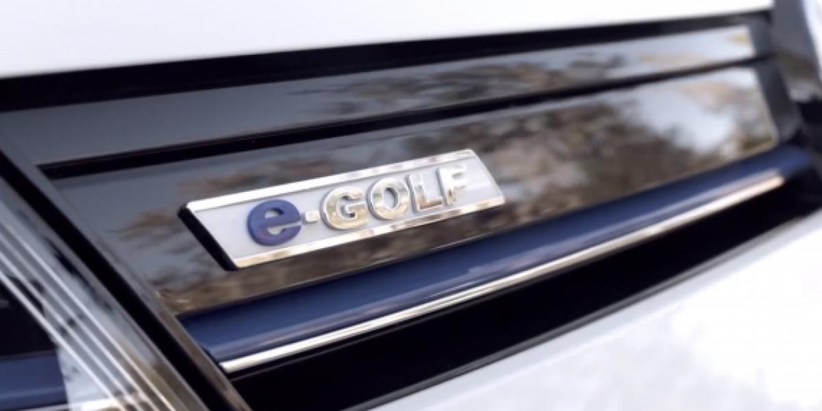 Spot de VW e-Golf te enseña a decir adios a la gasolinera