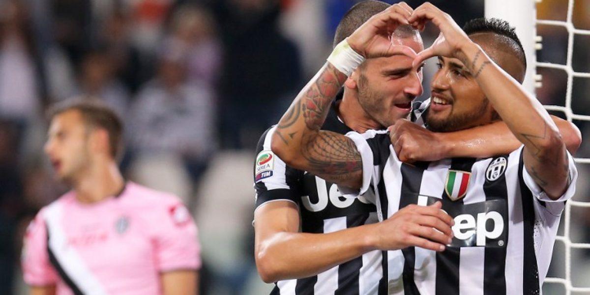 Alexis y Vidal, los