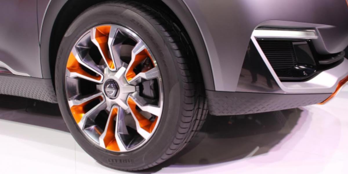 Nissan sorprende en el Salón de Sao Paulo con crossover Kicks