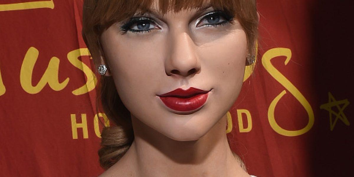 Con estatua de cera incluida Taylor Swift lanza