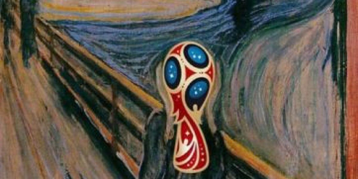 Galería: Los divertidos memes al logo del Mundial Rusia 2018