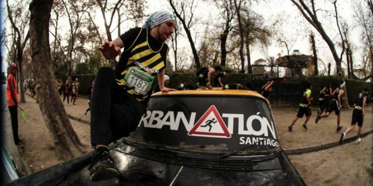 Invasión Zombie: Urbanatlón de Santiago tendrá zona del terror