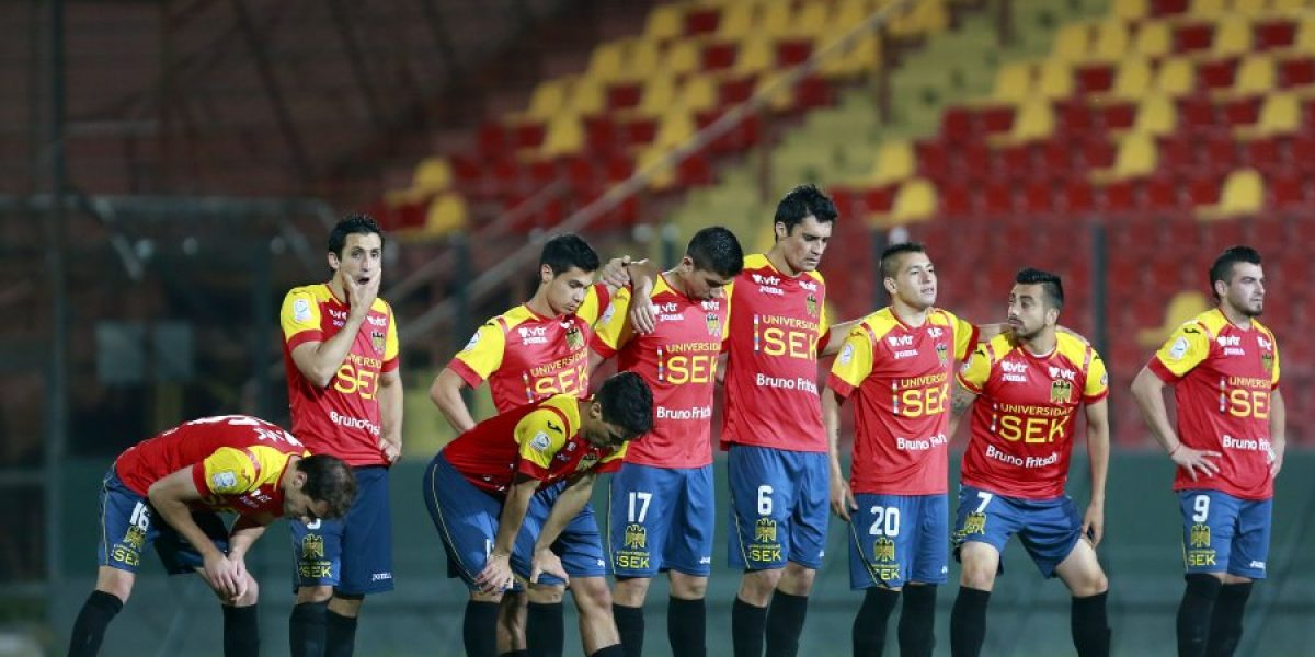 Unión Española sufrió, remontó, ganó en penales y avanzó en la Copa Chile
