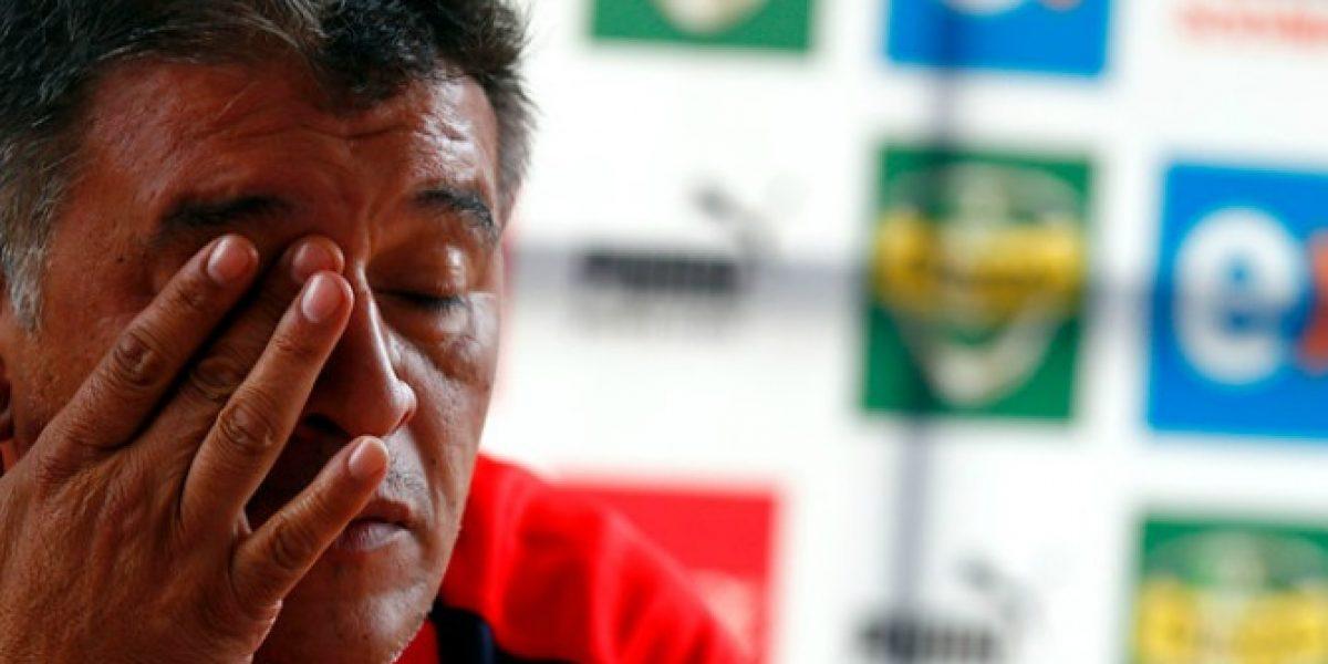 Tras petición de Tapia: Borghi podría ser el nuevo gerente técnico de Colo Colo