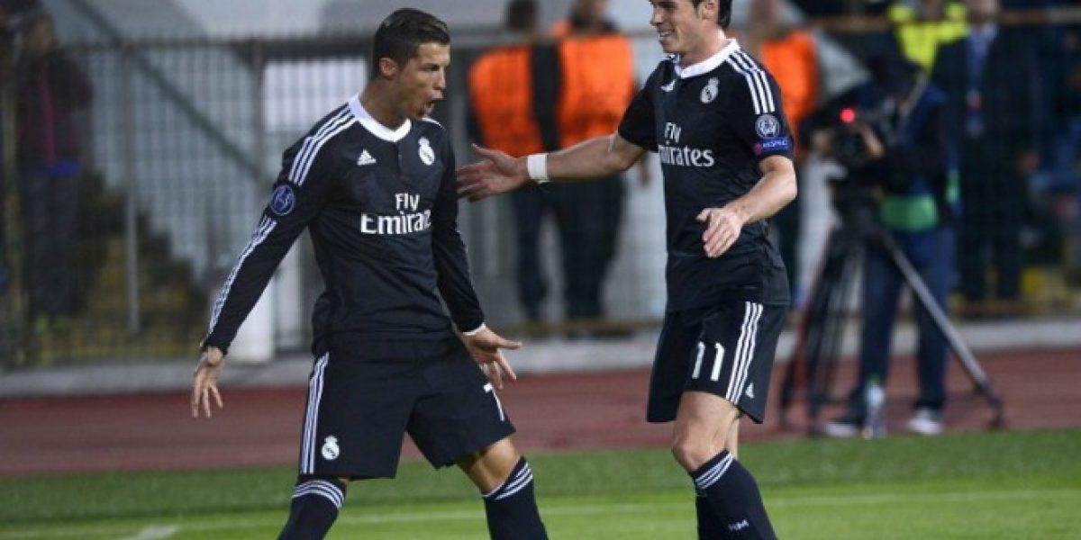 ¿Gareth Bale parte de Real Madrid?