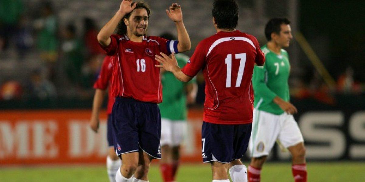 Colocho Iturra sueña con la Roja: