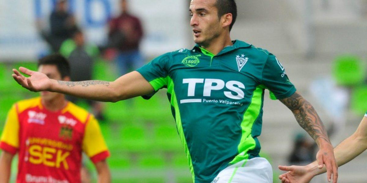Gastón Cellerino y las opciones de Wanderers: