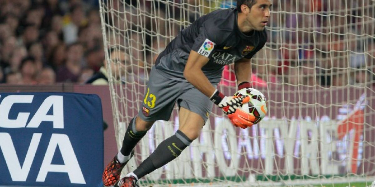 Atajada de Bravo es elegida como la segunda mejor en la historia del Barcelona