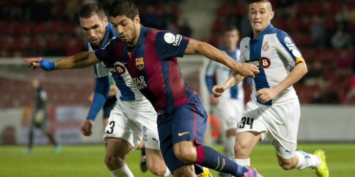 El Barça ganó la Supercopa de Catalunya y Suárez sigue acoplándose al equipo