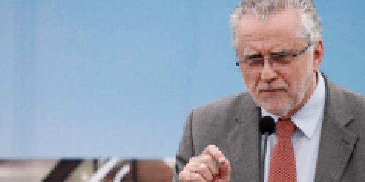 Ministro de Energía a empresarios en Madrid: