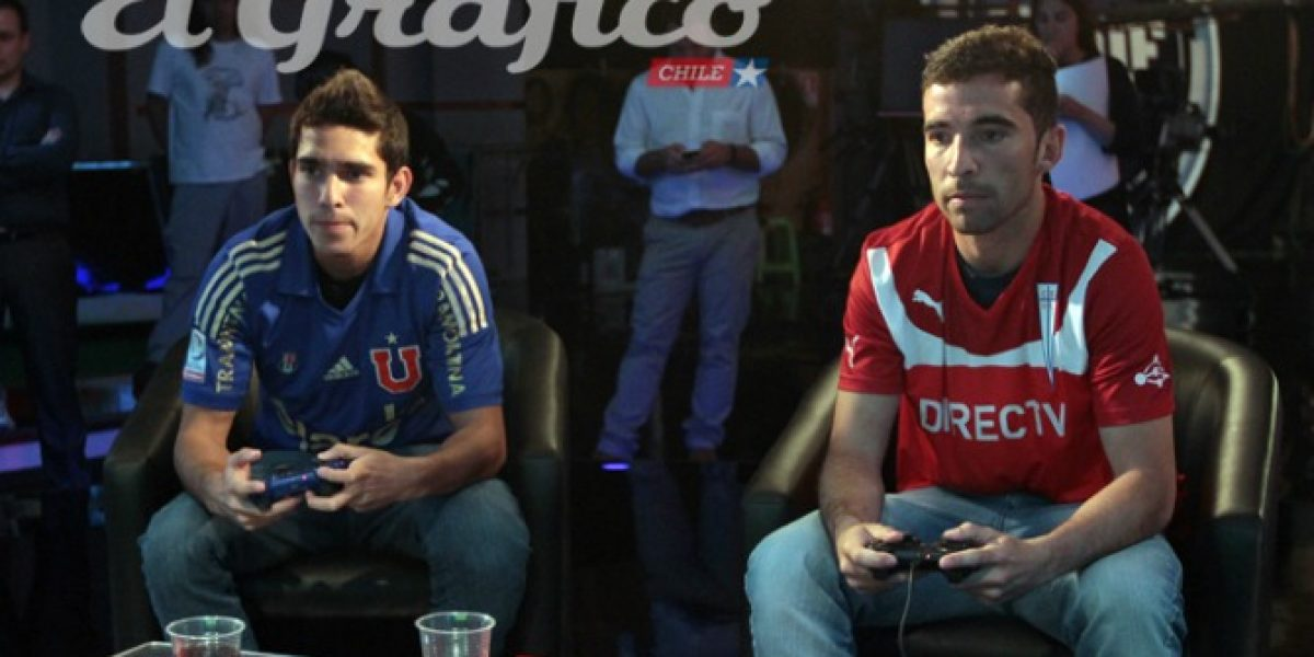 VIDEO: Cordero y Martínez adelantaron el Clásico Universitario en el Fifa 15