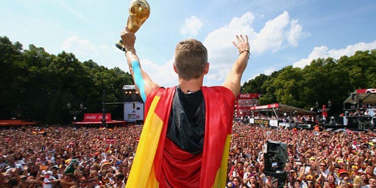 Desde la concentración a Müller con vestido: la película de Alemania campeón mundial