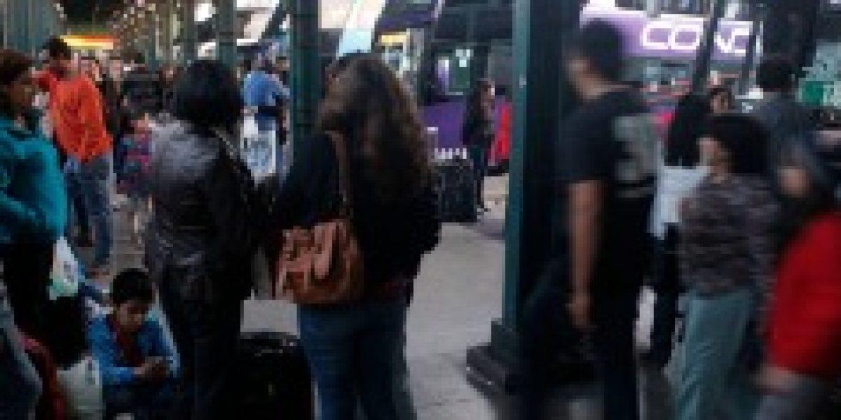 Hasta casi $36 mil suben pasajes de buses para este fin de semana largo