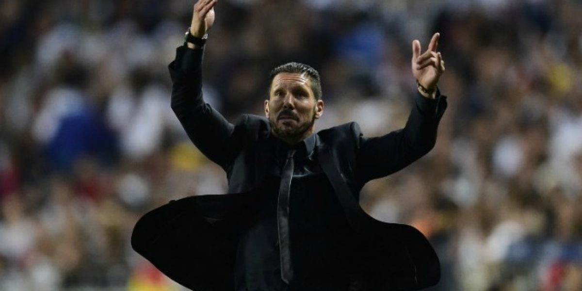 ¿Llegará? En Perú quieren al Cholo Simeone como DT de la selección