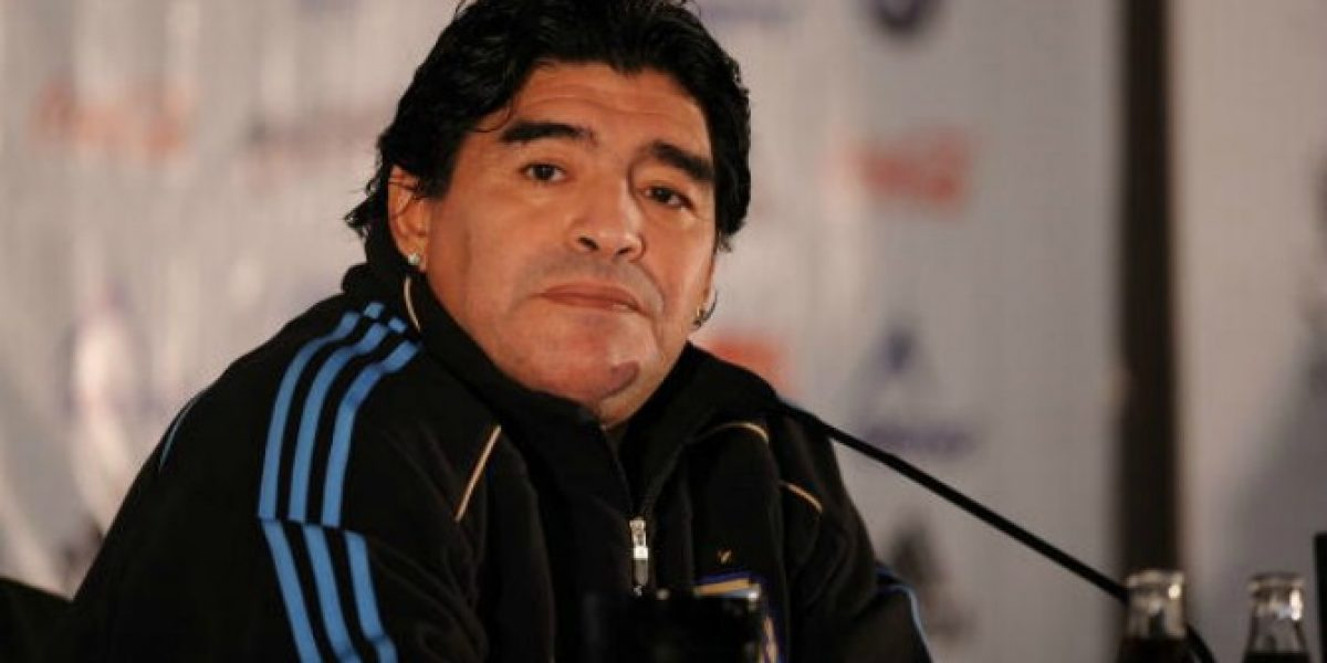 En el día de su cumpleaños, revisa las 20 mejores frases de Maradona