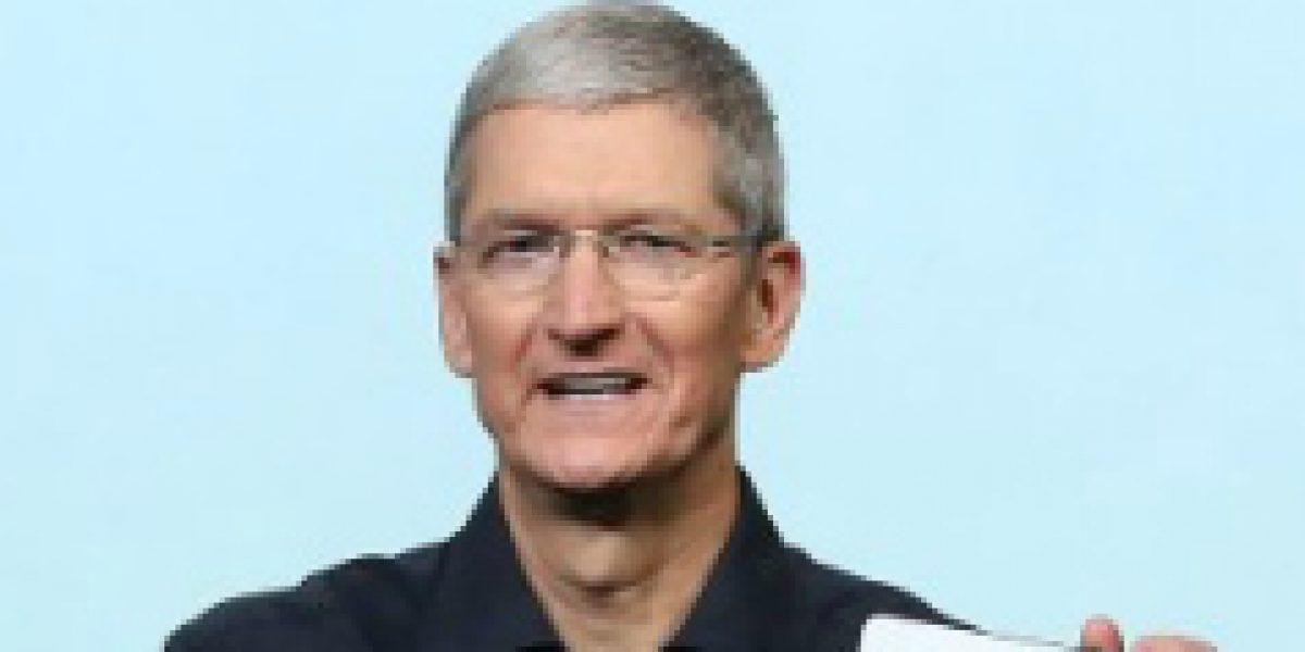 Jefe de Apple reconoce su homosexualidad: