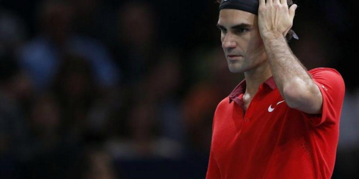 Sorpresa: Raonic elimina a Federer de Paris-Barcy
