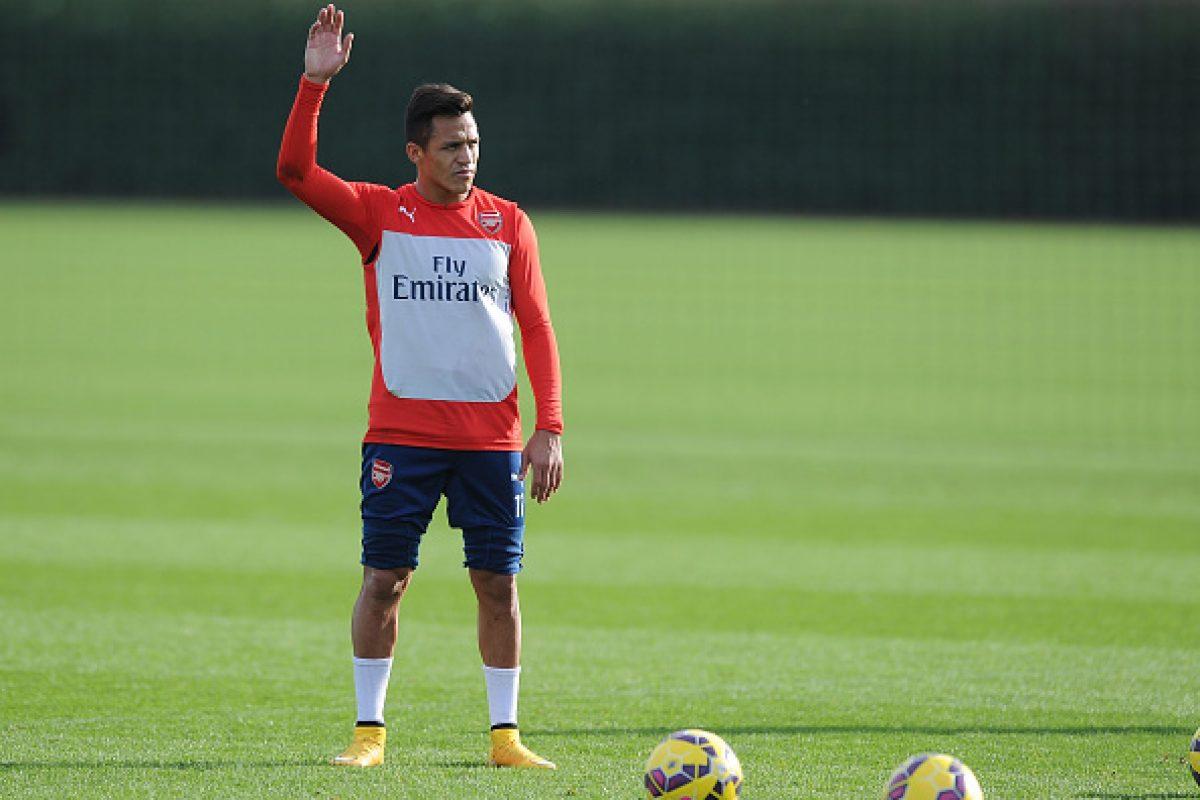 © 2014 The Arsenal Football Club Plc. Imagen Por:
