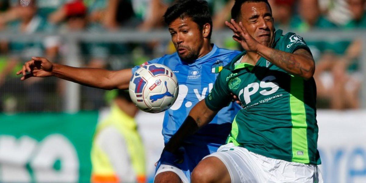 Santiago Wanderers vs. O