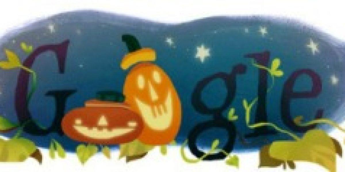 FOTOS: Google celebra Halloween con 6 doodles