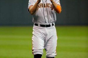 Hunter Pence fue uno de los peloteros claves para que los Gigantes ganaran la Serie Mundial Foto:Getty. Imagen Por: