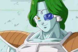 """Zarbón, de Dragon Ball Z: Odiaba transformarse en su verdadera forma, un monstruo, ya que adoraba la belleza perfecta. Esto lo hace ser considerado """"gay"""" por algunos. Foto:Toei. Imagen Por:"""